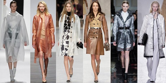 fashion raincoats