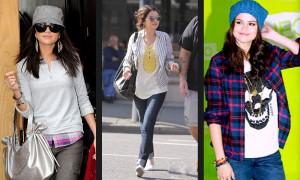 Selena casual 2