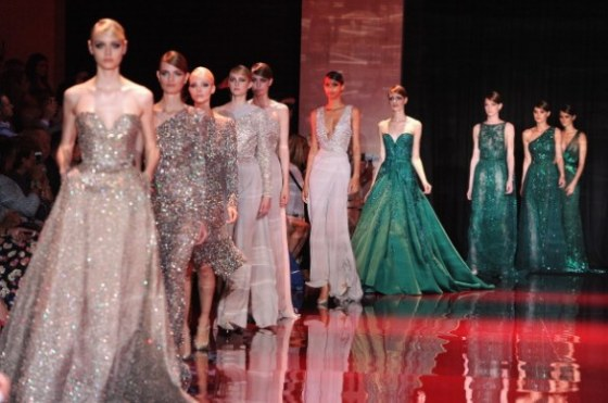 Elie Saab Fall Collection 2013