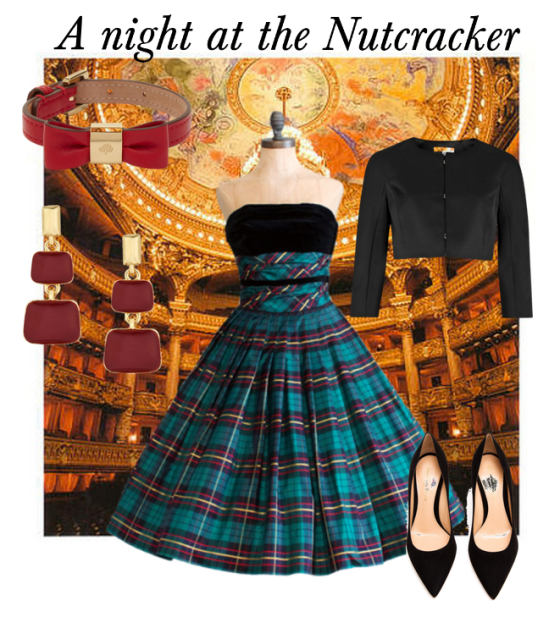 night at the nutcracker
