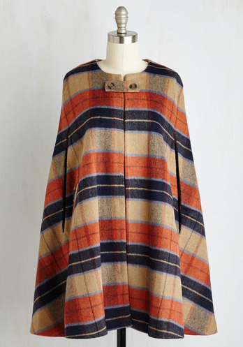 Darling Detective Work Cape. Modcloth $79.99
